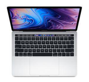 Refurbished-Macbook-pro-13-inch-touch-bar-2.3GHz-i5-8GB-256GB-Mid-2018-Silver