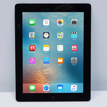Refurbished iPad 4 (Retina) Wi-Fi 32GB - Black