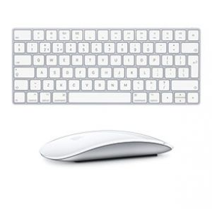Apple Magic Keyboard - British English and Magic Mouse 2 Bundle (NEW)