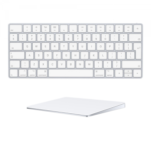 Apple Magic Keyboard - British English and Magic Trackpad 2 Bundle (NEW)