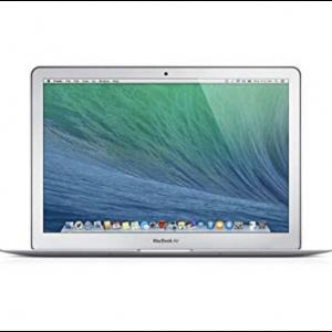 Refurbished Macbook Air 13-Inch Core i5 1.3GHz/8GB/128GB (A1466 - Mid-2013)